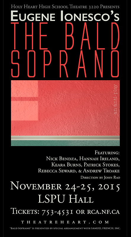 Bald Soprano Poster