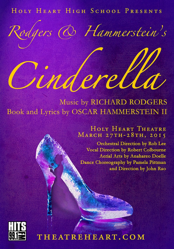 Holy Heart High School Presents Rodgers and Hammerstein's Cinderella