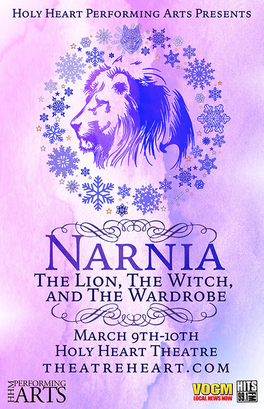 HHM Performing Arts Presents: Narnia: The Lion, The Witch, and The Wardrobe